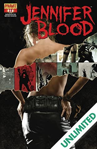 Garth Ennis' Jennifer Blood #17
